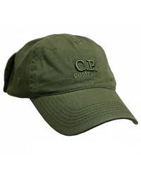 C.P. Company - Goggle Baseball Cap - Lyst