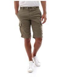 Mason's Chile Bermuda Shorts - Groen