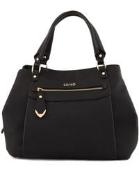 Liu Jo Boston Bag - Zwart