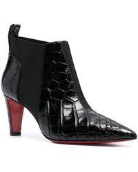 Christian Louboutin Boots Negro