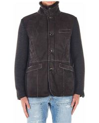 Dior Men's Clothing Jackets & Coats 20ai320017684cc 02 - Grijs
