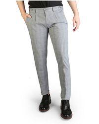 Yes-Zee Trousers - P660_xa00 - Blauw
