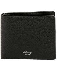 Mulberry Wallet Rl4919346 - Schwarz