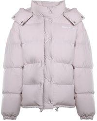 Miu Miu Coat - Roze