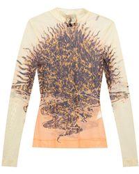 Givenchy Long-sleeved Top - Naturel