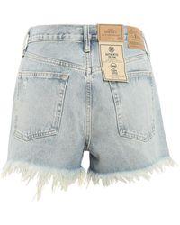 Ralph Lauren - Shorts Azul - Lyst