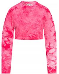 Cotton Citizen Long-sleeved top - Rosa