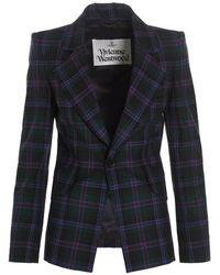 Vivienne Westwood Blazer - Blauw