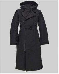 Y-3 Coat Negro