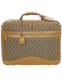 Gucci Borsa da viaggio in tela - Multicolore