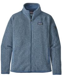 Patagonia Better Sweater - Blauw