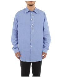 N°21 Shirt g021 1507 - Bleu