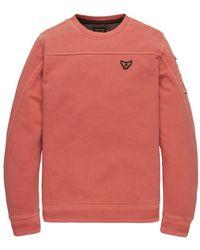 PME LEGEND Psw202410-3068 Sweatshirt - Rood