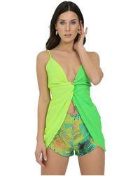ME FUI Swimsuit Cover - Groen