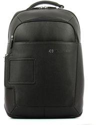 Piquadro Backpack - Negro