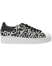 adidas Originals Superstar Bold Sneakers - Naturel