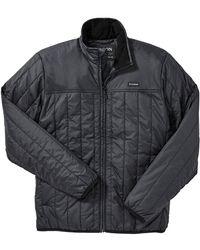 Filson Jacket - Zwart