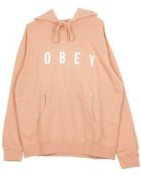 Obey - Anyway Hoodie - Lyst