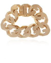 Givenchy Brass Bracelet - Geel