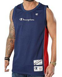 Champion Tank TOP - Blu