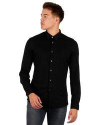 DRYKORN Shirt - Zwart