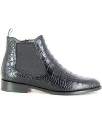 Pertini Damesschoenen Boots - Zwart
