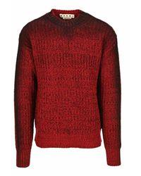 Marni Knitwear Gcmg0207p0ufh924 - Rood