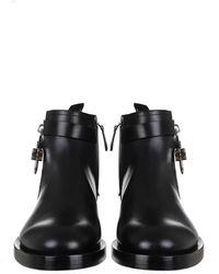 Givenchy Boots Negro