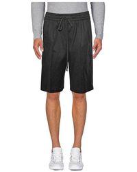 Paolo Pecora Shorts - Noir