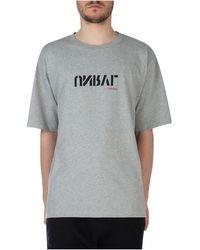 Unravel Project T-Shirt Gris