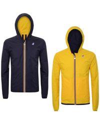 K-Way - Jacques Plus Double Jacket - Lyst