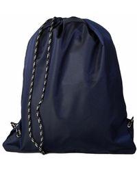 Neil Barrett Backpack Bbo952X9100_466Navy Azul