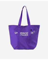 Undercover Shopper Bag - Paars