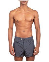 Drumohr Shorts - Gris