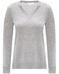 Michael Kors Cashmere sweater - Gris