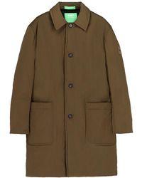 OOF WEAR Trench Coat - Verde
