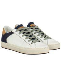 Crime Low top essential sneakers - Weiß
