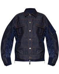 A.P.C. Jacket - Azul