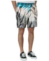 Paura Donny Shorts - Blau