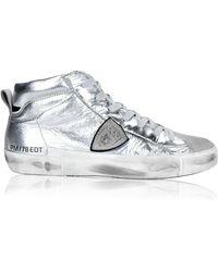 Universal Works High Top Sneakers - Grau