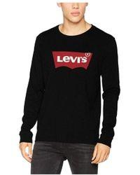 Levi's Sweat - Zwart