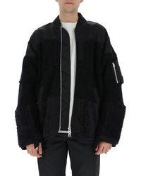 Sacai Jacket - Zwart