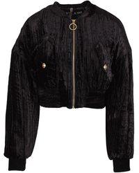 Steve Madden Viscose Jacket - Zwart