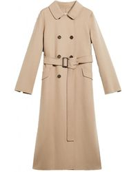 Max Mara Emily Coat 901103016 - Naturel