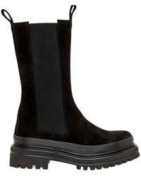 Bianco Boots - Schwarz
