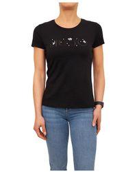 Liu Jo T-Shirt - Noir