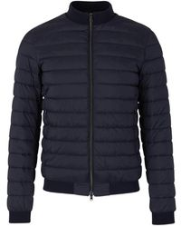 Herno Padded In-tech Jacket - Blauw