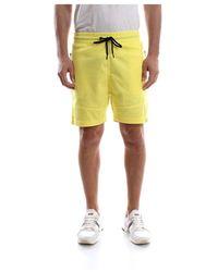 Jack & Jones Will Jogg Shorts - Geel