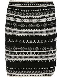 Ermanno Scervino Skirt - Zwart