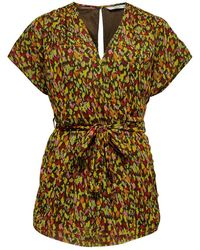 ONLY Playsuit - Geel